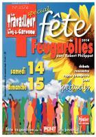 Programme de la fête de Feugarolles