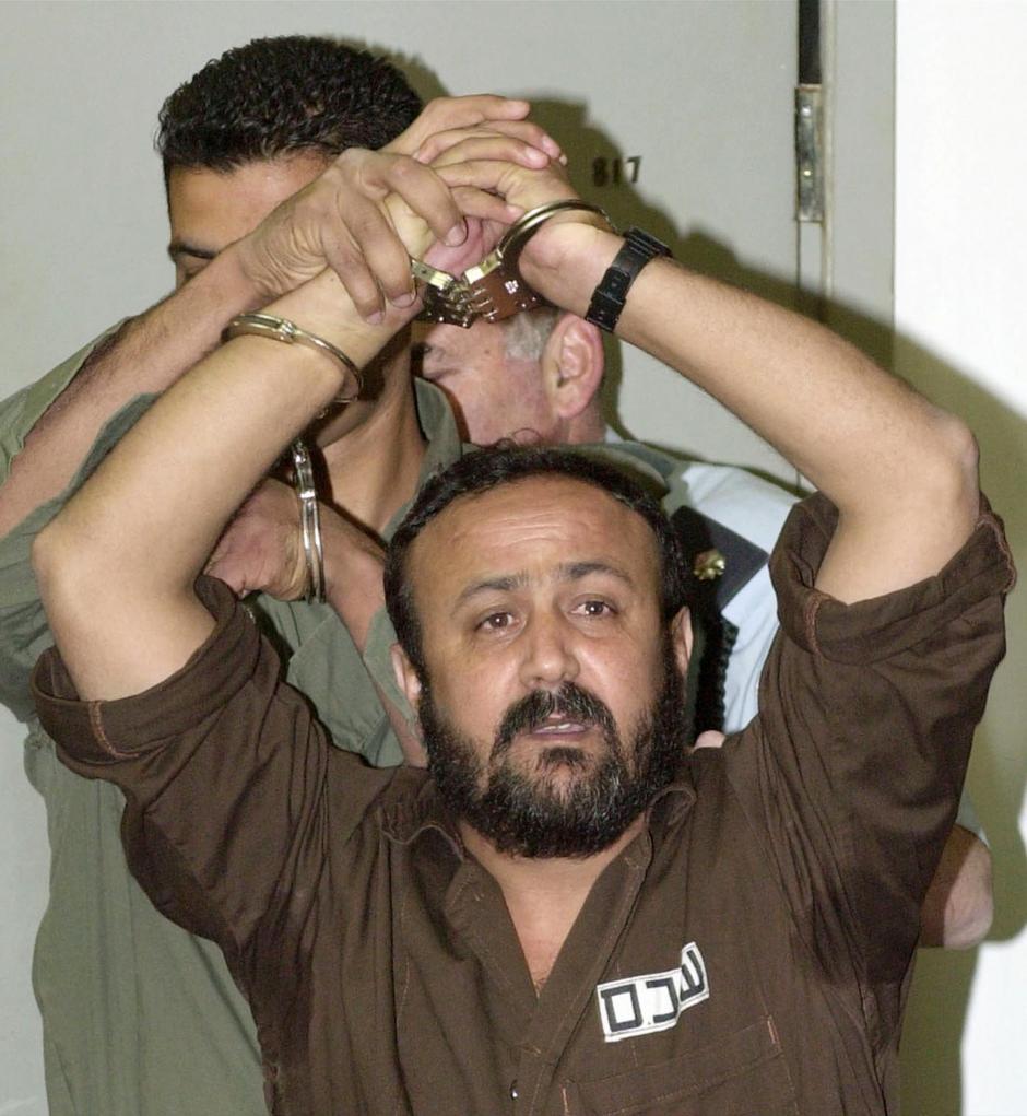 Libérez Marouane Barghouti