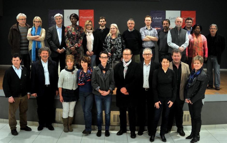 Discours de Patrick Le Hyaric lors de la présentation des candidats PCF-FDG pour les élections départementales