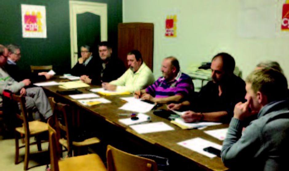 Casteljaloux Le syndicat CGT de STEICO mobilise !