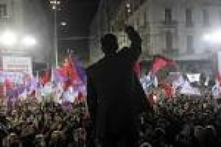 Rassemblement en soutien au peuple Grec, 18h place Wilson à Agen