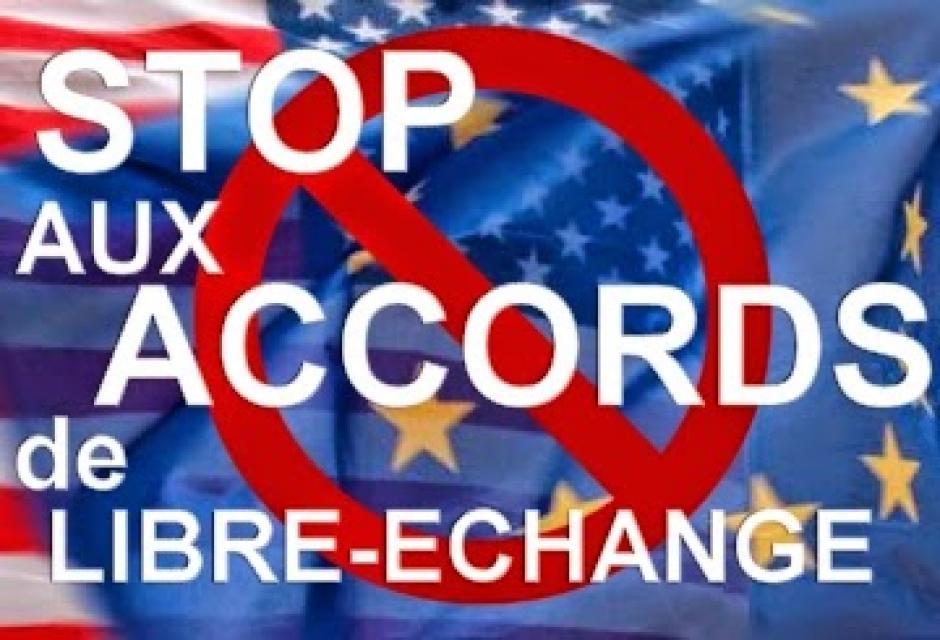 Lutter contre le libre-échange destructeur