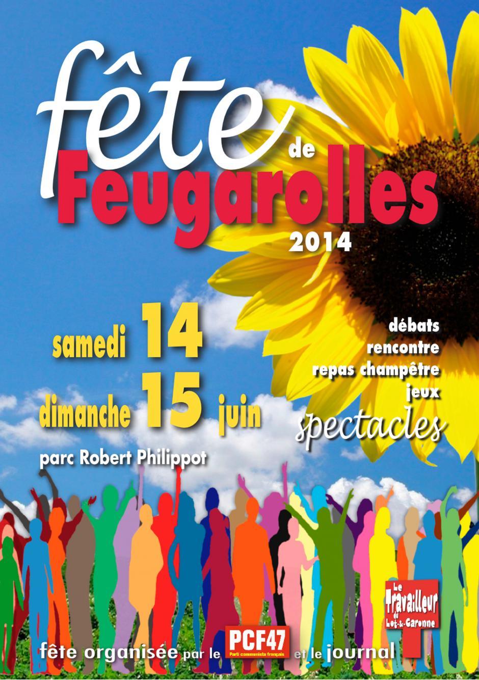 Fete de Feugarolles 2014